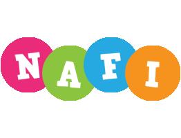 Nafi friends logo