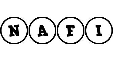 Nafi handy logo