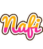 Nafi smoothie logo