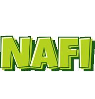 Nafi summer logo