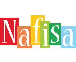 Nafisa colors logo