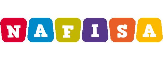 Nafisa kiddo logo