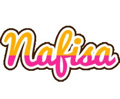 Nafisa smoothie logo