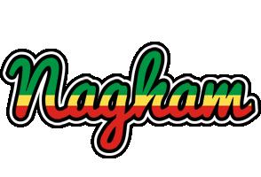 Nagham african logo