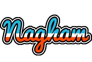 Nagham america logo
