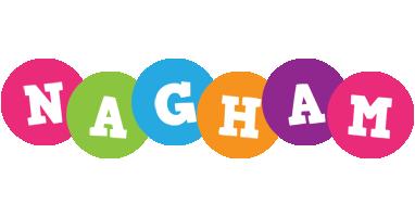 Nagham friends logo