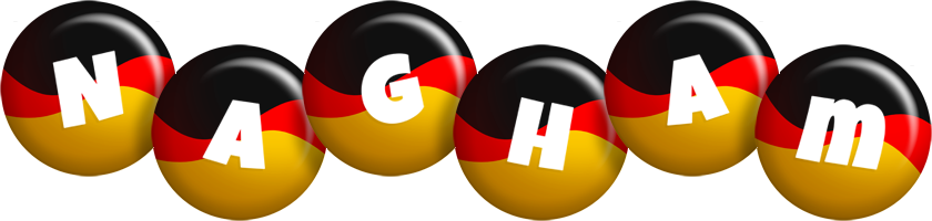 Nagham german logo