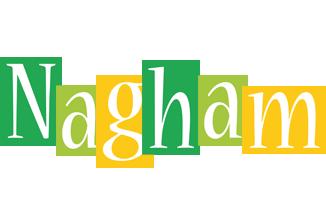Nagham lemonade logo