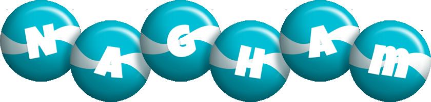 Nagham messi logo