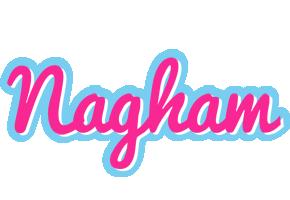 Nagham popstar logo
