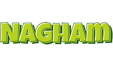Nagham summer logo
