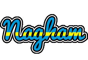 Nagham sweden logo