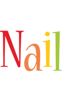 Nail birthday logo