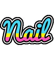 Nail circus logo