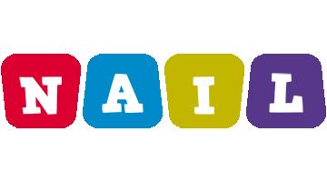 Nail kiddo logo