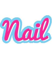 Nail popstar logo