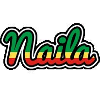 Naila african logo