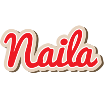 Naila chocolate logo