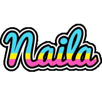 Naila circus logo