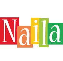 Naila colors logo