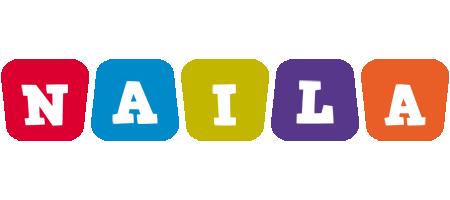 Naila daycare logo