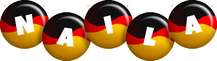 Naila german logo