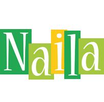 Naila lemonade logo