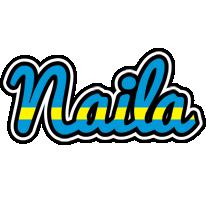 Naila sweden logo