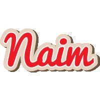 Naim chocolate logo