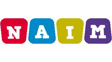 Naim daycare logo