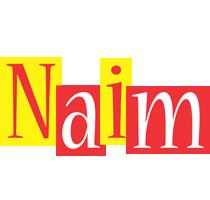 Naim errors logo