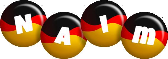 Naim german logo