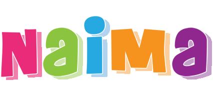 Naima friday logo