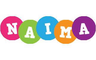 Naima friends logo