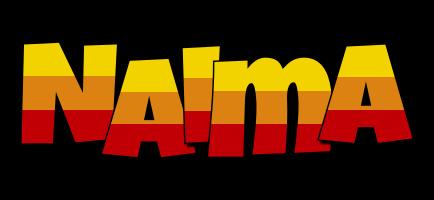 Naima jungle logo