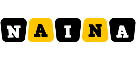 Naina boots logo