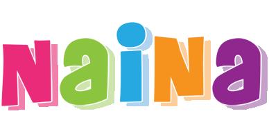 Naina friday logo