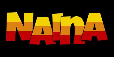 Naina jungle logo