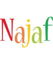 Najaf birthday logo