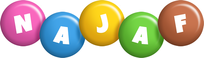 Najaf candy logo