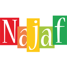 Najaf colors logo
