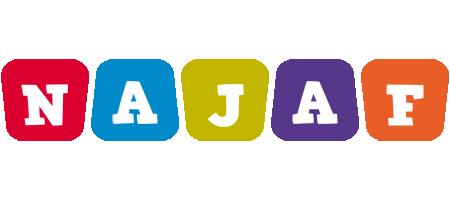 Najaf daycare logo