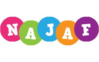 Najaf friends logo