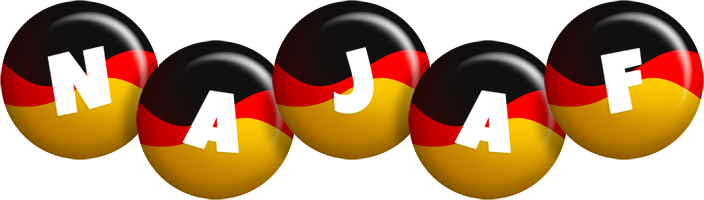 Najaf german logo