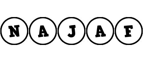 Najaf handy logo