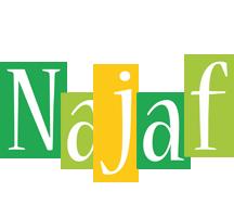 Najaf lemonade logo
