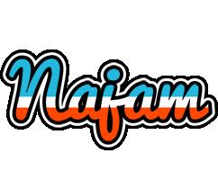Najam america logo