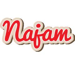 Najam chocolate logo