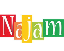 Najam colors logo