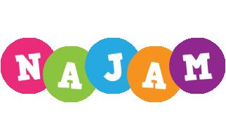 Najam friends logo